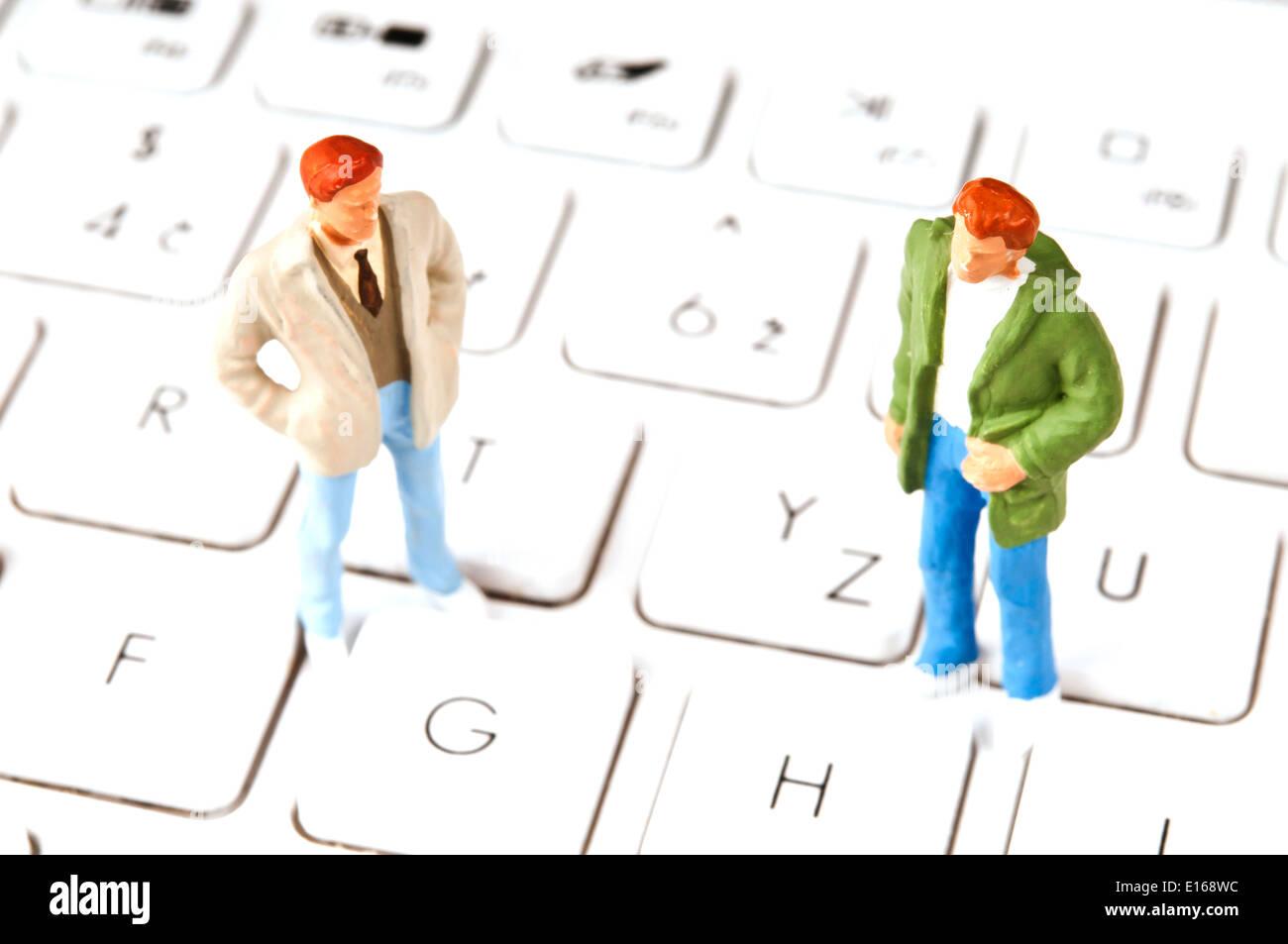 Homosexuell Online-Dating Spanien Ein moderner Moslem
