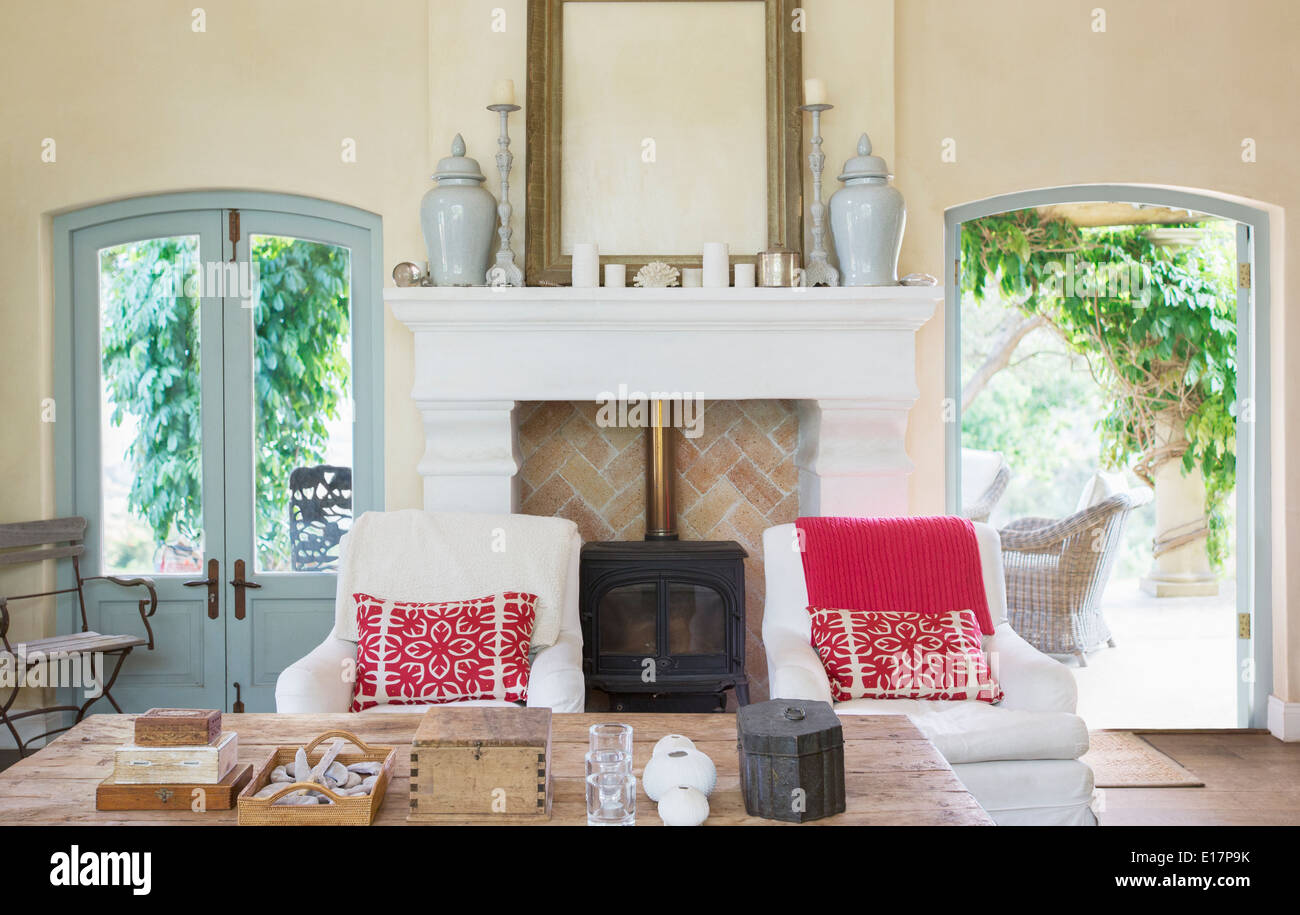 stove stockfotos stove bilder alamy. Black Bedroom Furniture Sets. Home Design Ideas