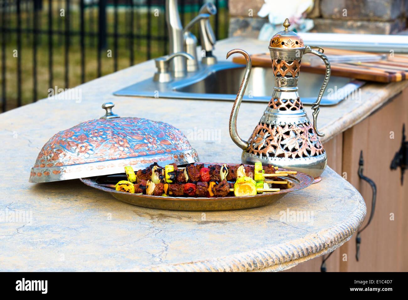 Türkische Sommerküche : Sommerküche fisch mit mango thai style u foodfreak