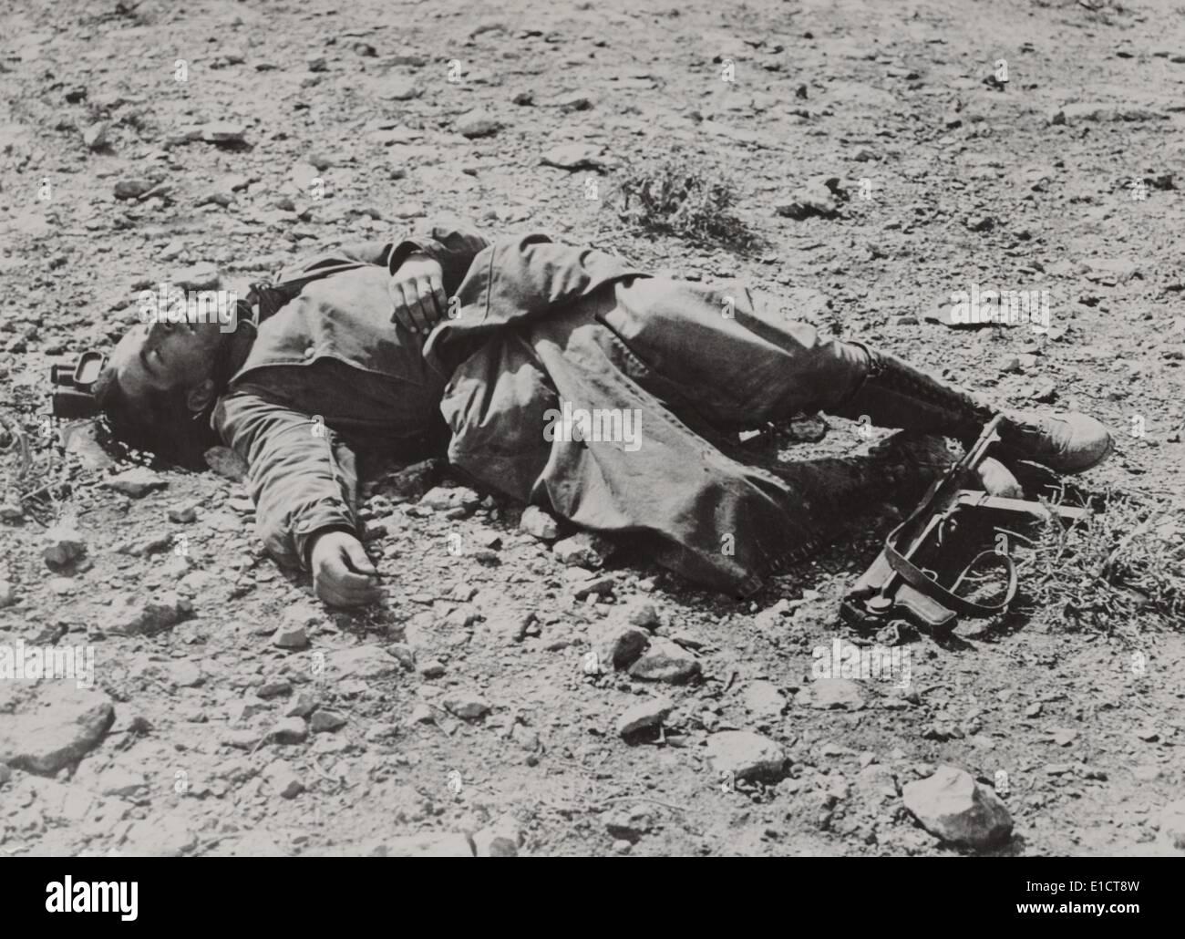 Tote Deutsche Soldaten