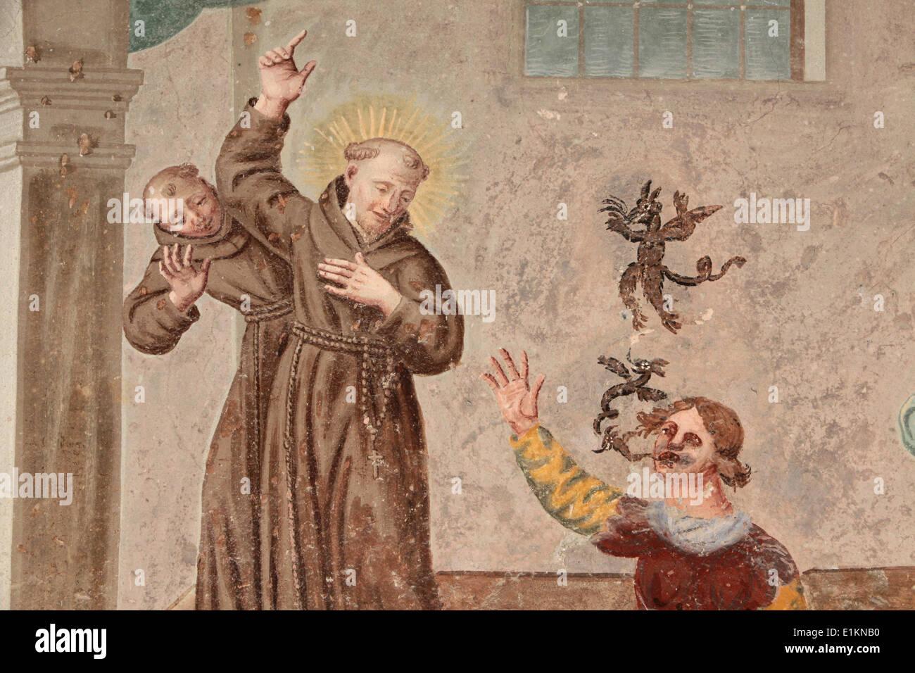 Nett St Francis Färbung Seite Ideen - Malvorlagen Von Tieren - ngadi ...