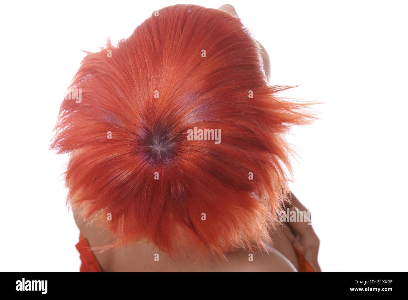 Kurze Rote Haare Stockfoto Bild 70047923 Alamy
