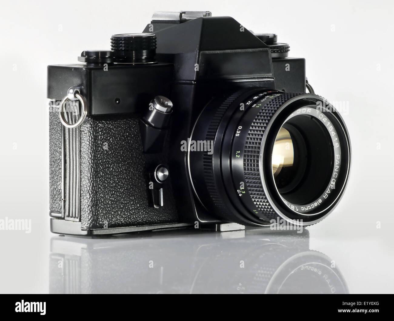 Analog-Kamera Stockbild