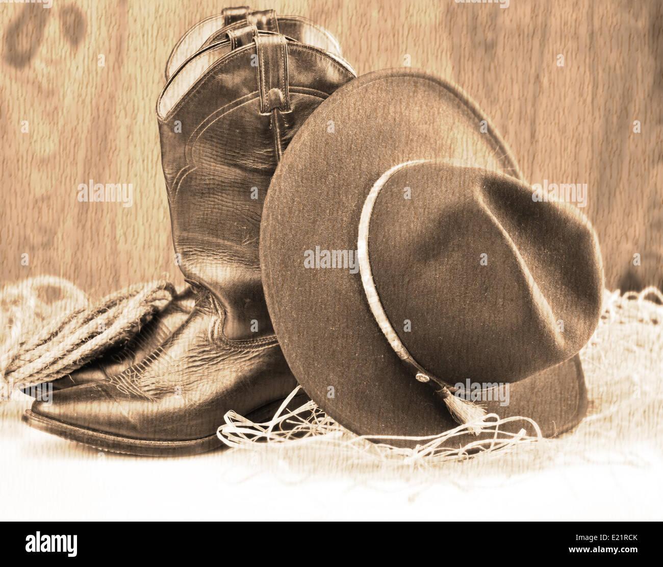 Beste Cowboy Boot Färbung Seite Fotos - Beispielzusammenfassung ...