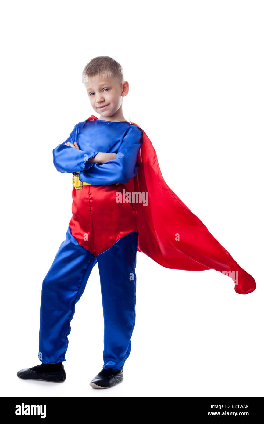 superman cape stockfotos superman cape bilder alamy. Black Bedroom Furniture Sets. Home Design Ideas