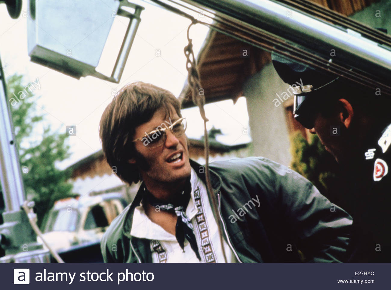 Easy Rider, 1969.  Geschrieben von Peter Fonda, Dennis Hopper, Terry Southern. Mit freundlicher Genehmigung Granamour Stockfoto