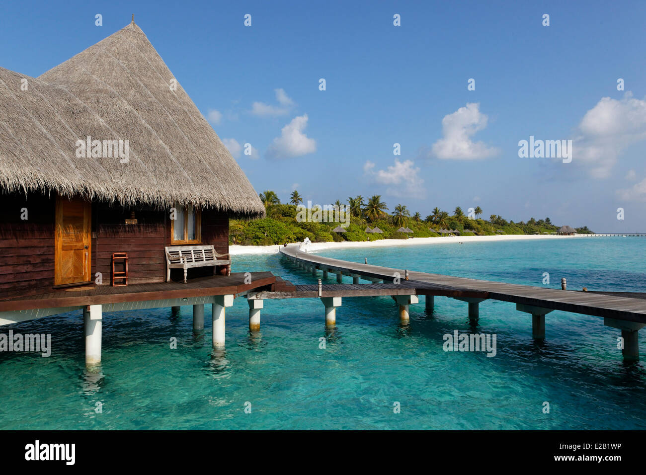 Malediven Baa Atoll Coco Palm Dhuni Kolhu Hotel