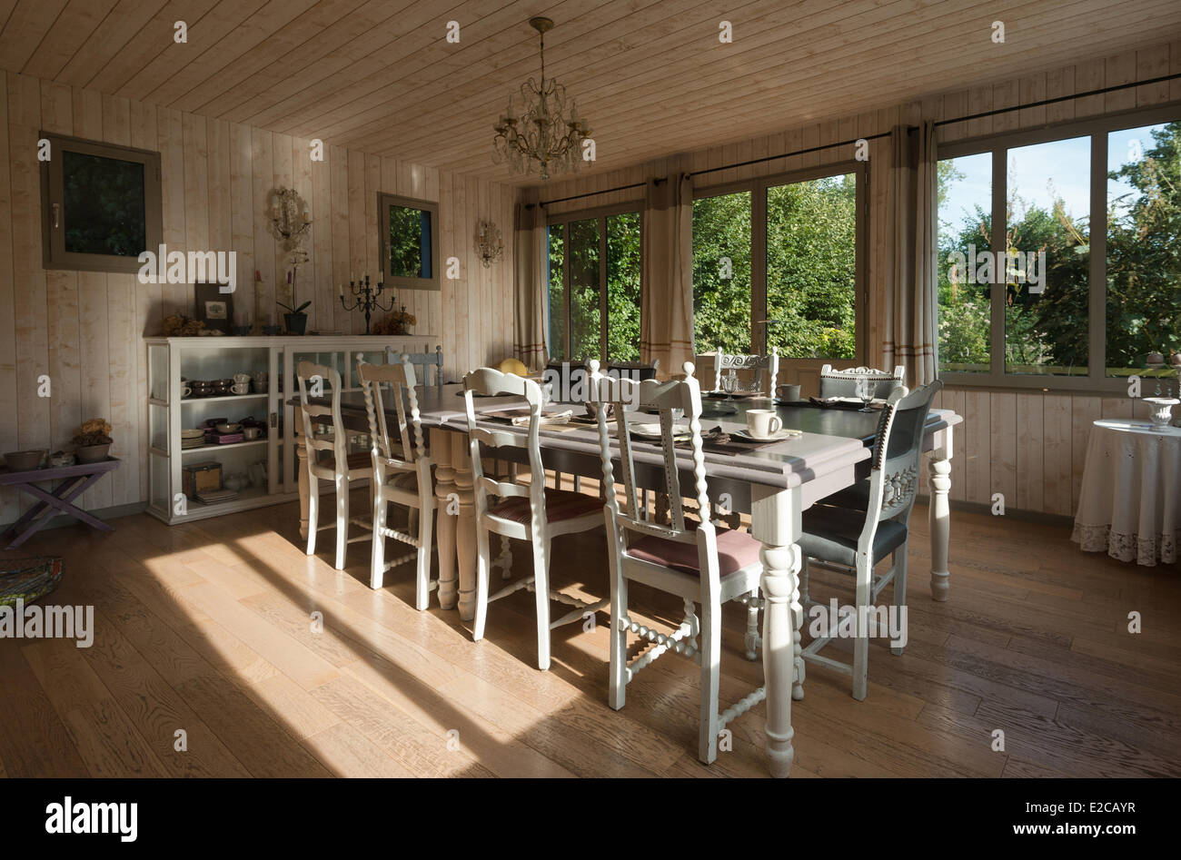 Jardin Interior Stockfotos & Jardin Interior Bilder - Alamy