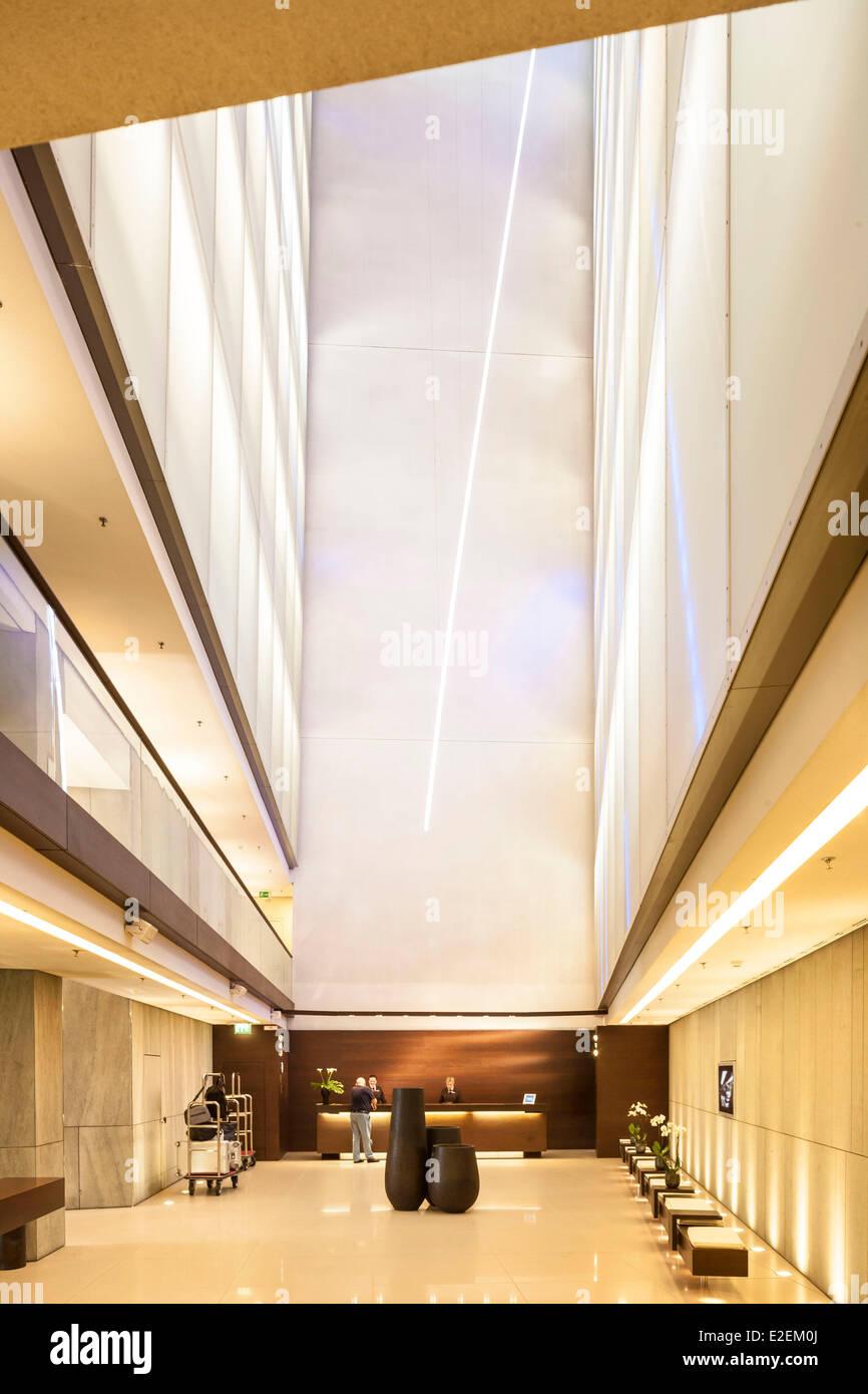 Deutschland Hamburg Side Hotel Design Hotel Entworfen Von Dem