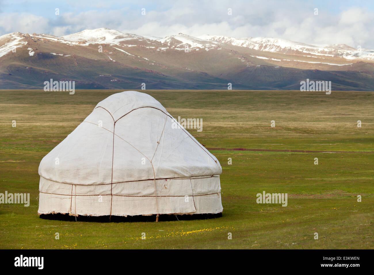 Yurt stockfotos yurt bilder alamy for Mandukhai houdilcourt