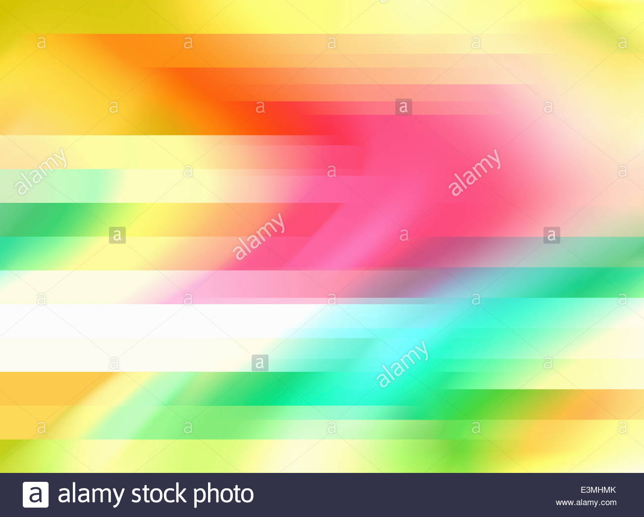 Mehrfarbige unscharfe abstrakte Hintergründe Muster Stockbild