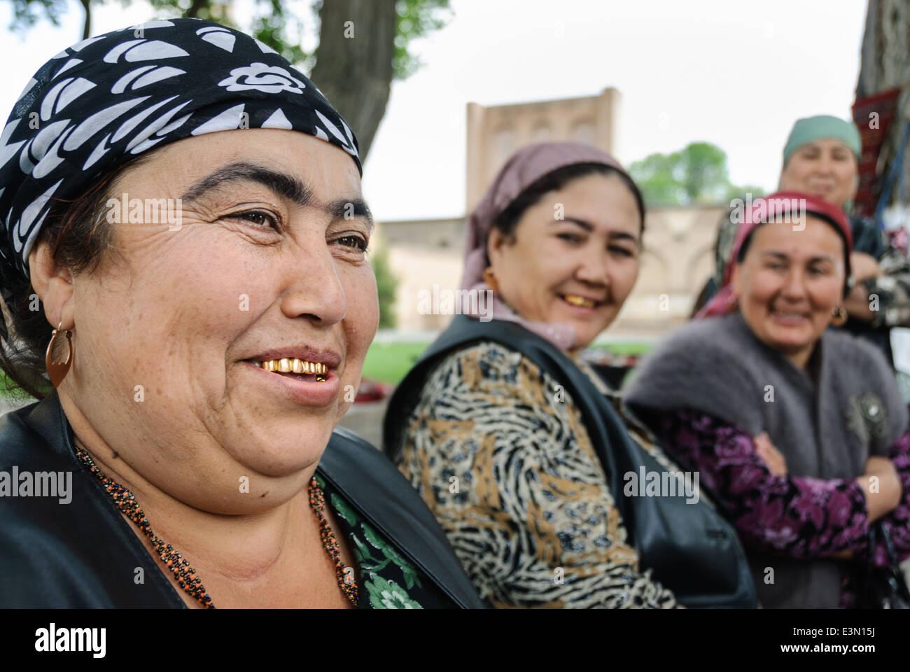 Frauen usbekistan hübsch Der Jungfräulichkeitskult
