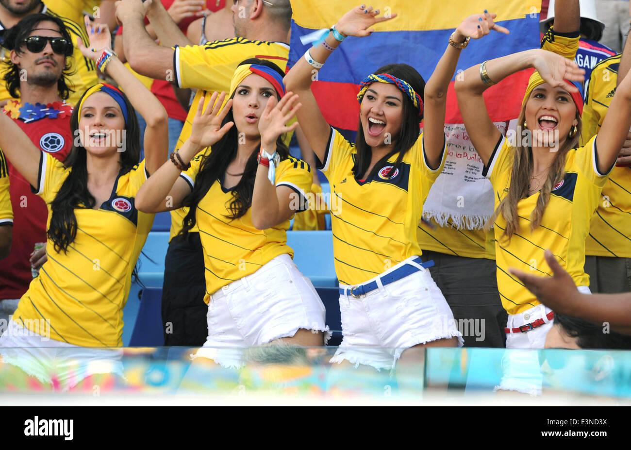 Kolumbien Japan Live