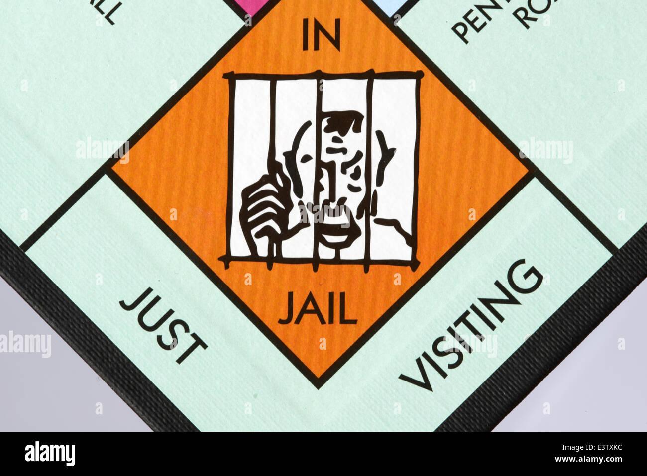 Gefängnis Auf Englisch