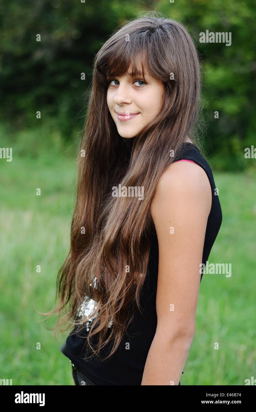 Sexy Teenager Girl