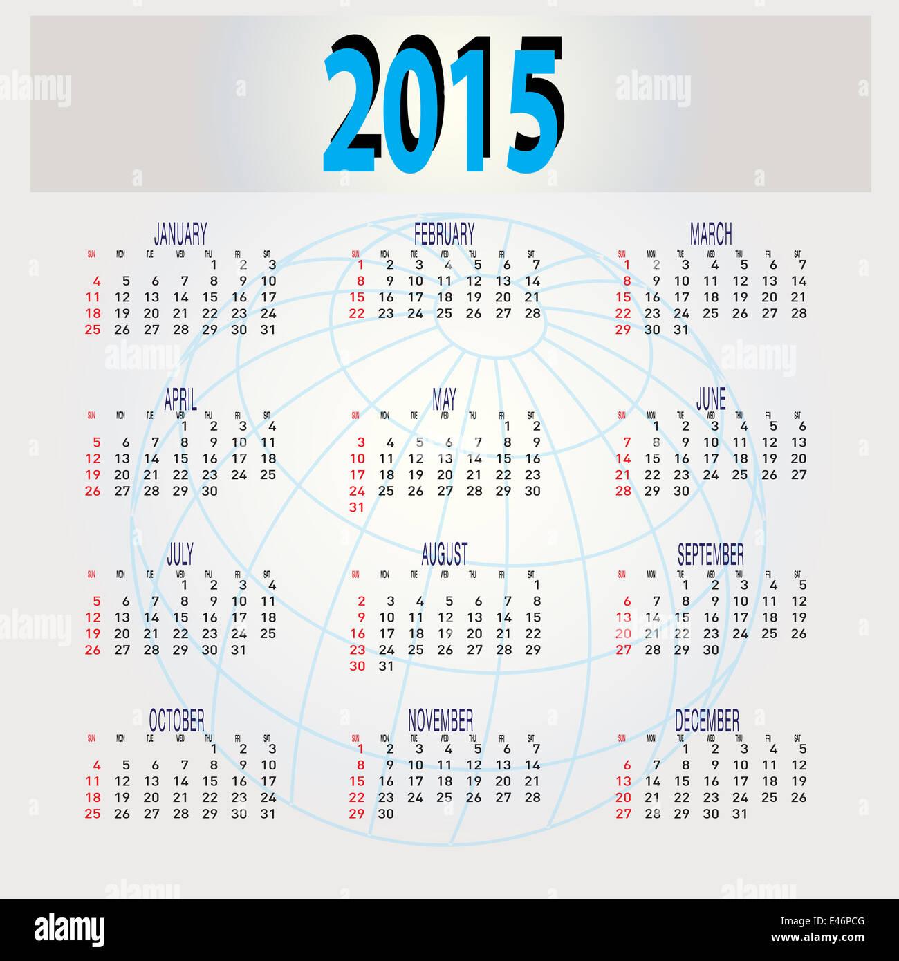 Fantastisch Monat Kalendervorlage Ideen - Entry Level Resume ...
