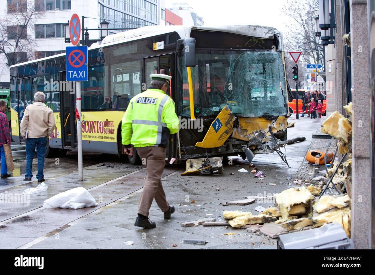 Unfall Mit Bus Heute