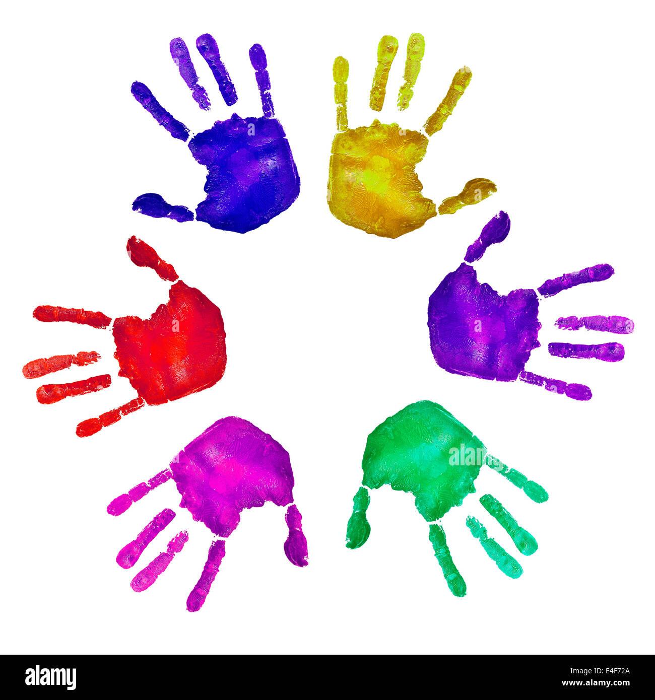Ungewöhnlich Handabdruck Färbung Seite Ideen - Malvorlagen-Ideen ...