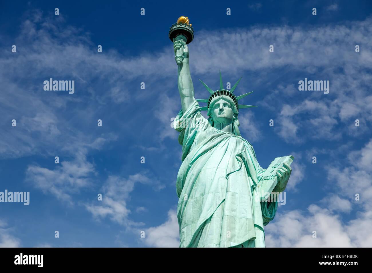 Statue of Liberty Stockfoto