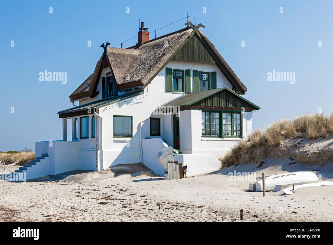Ferienhaus bin Strand der Ostsee in Heiligenhafen
