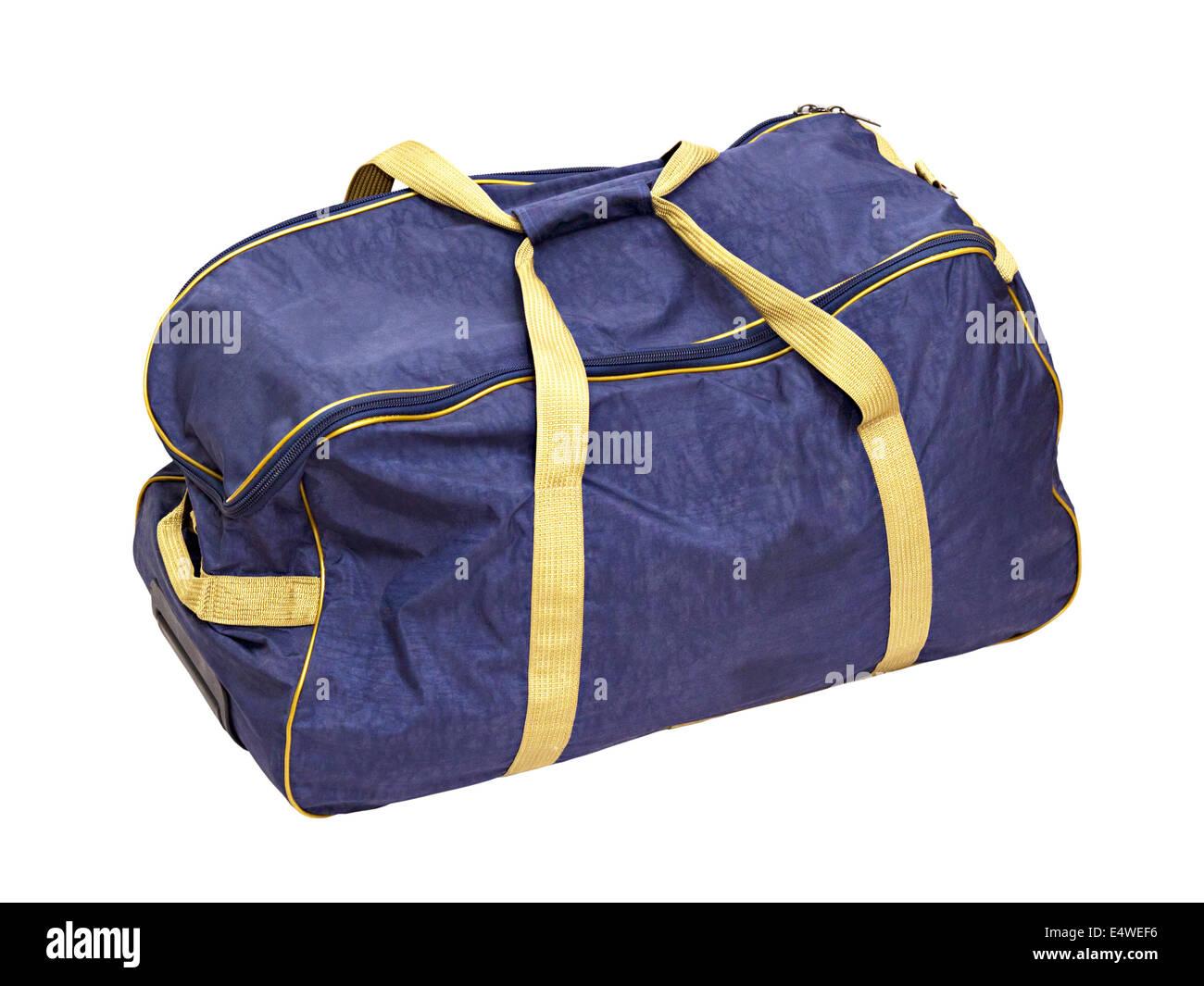 3621c53a30c3f Blaue Tasche Stockfotos   Blaue Tasche Bilder - Alamy