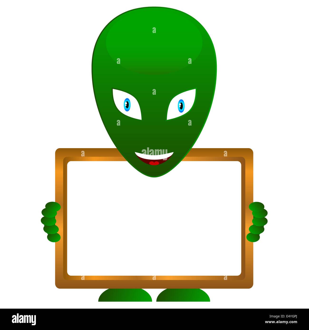 Smiley Alien Stockfotos & Smiley Alien Bilder - Alamy