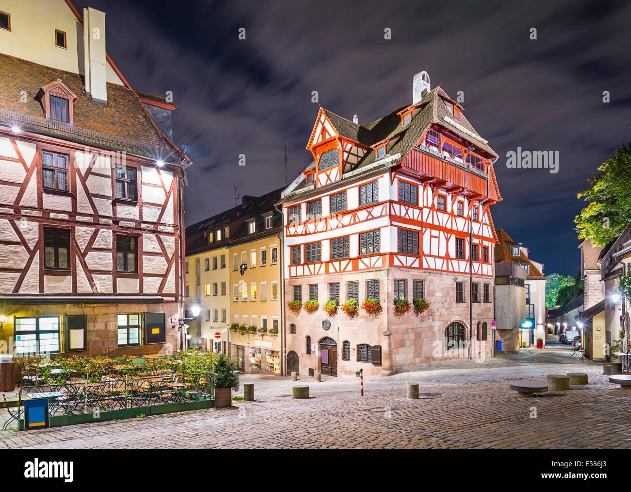 Nürnberg, Albrecht Dürer-Haus Stockfoto, Bild: 71985819 - Alamy