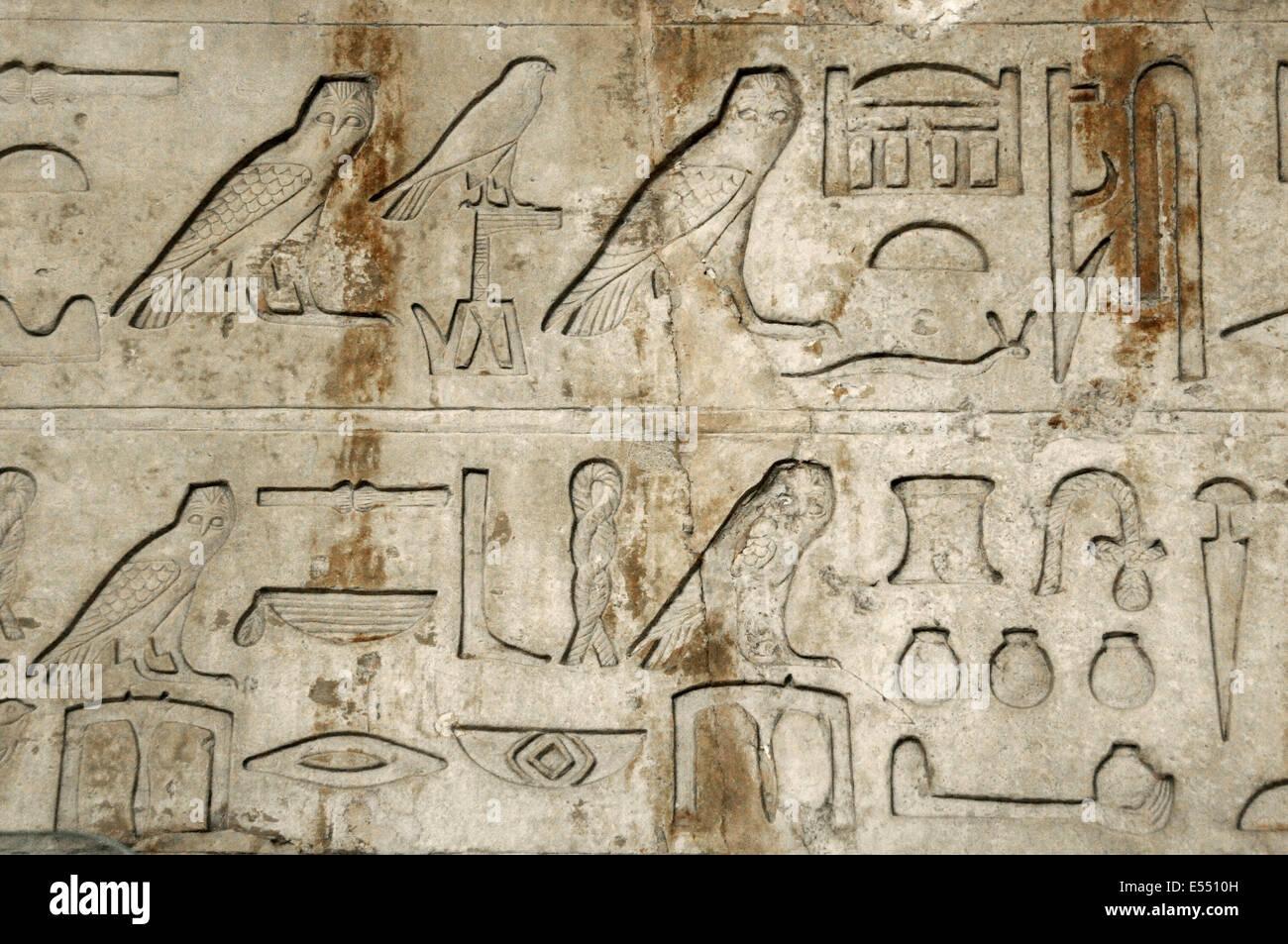 hieroglyphen alphabet stockfotos hieroglyphen alphabet bilder alamy. Black Bedroom Furniture Sets. Home Design Ideas