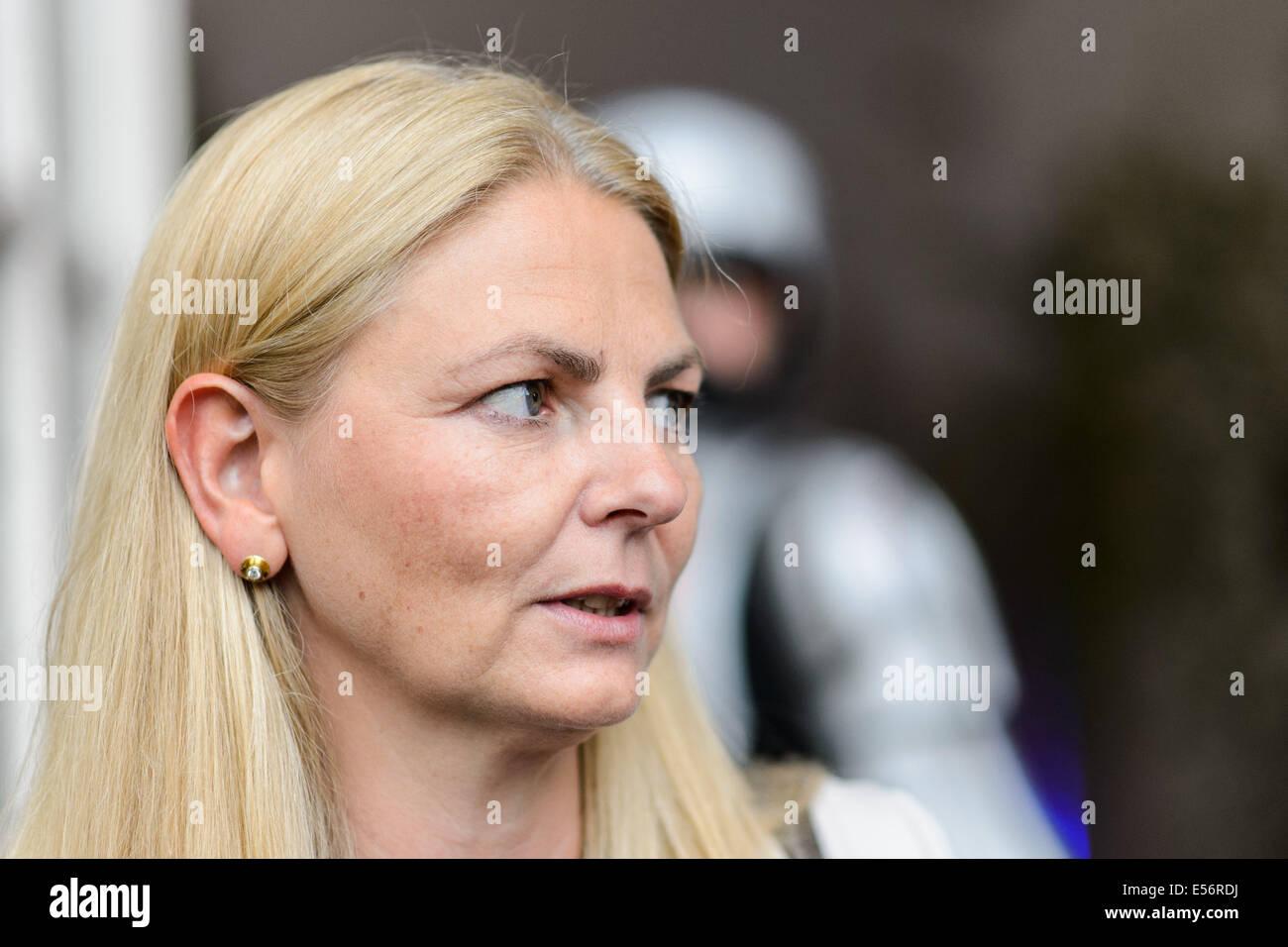 München/Deutschland - 21 Juli: Ana Cristina Grohnert (Ernst & Young ...