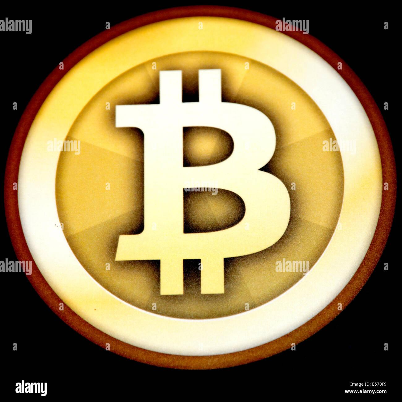 Bitcoin Symbol Stockfotos & Bitcoin Symbol Bilder - Alamy