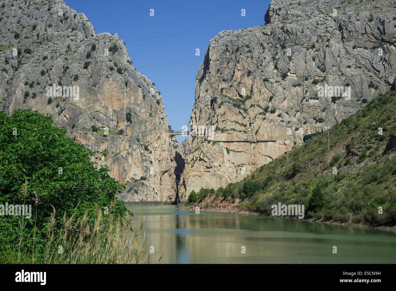Klettersteig Caminito Del Rey : Rio guadalhorce mit caminito del rey via ferrata almunecar