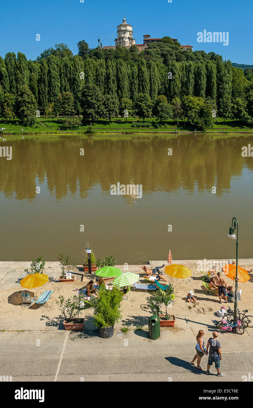 Turin Italien Strand
