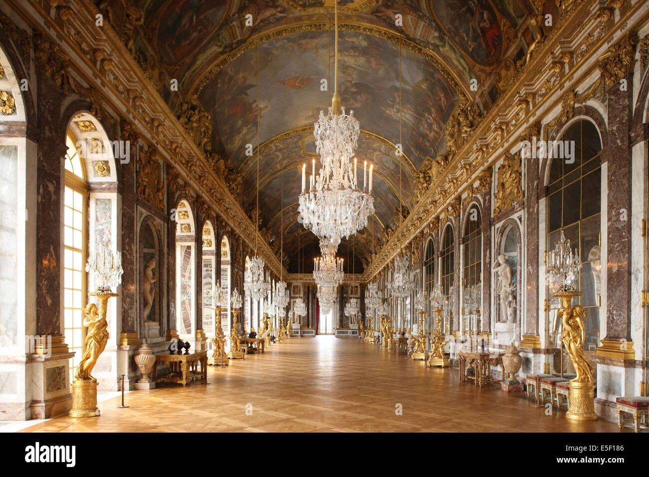 Frankreich Versailles