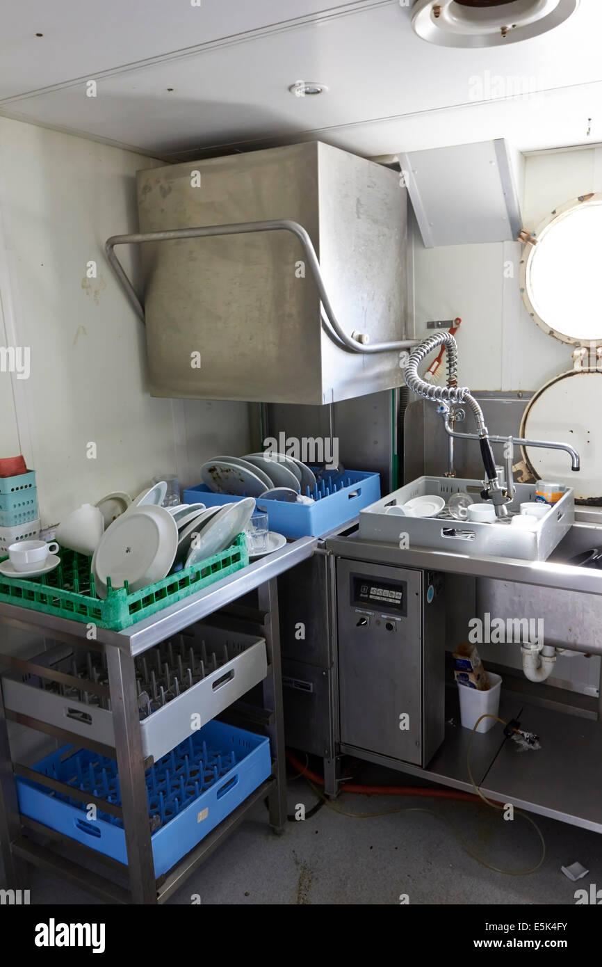 Schiff Küche | Verlassene Kreuzfahrt Schiff Kuche Stockfoto Bild 72335423 Alamy