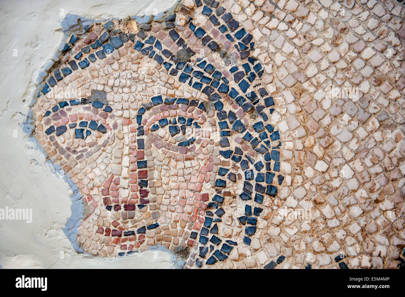 Ananeosis (Erwachen) Mosaik, 5. Cent A.C., Hatay Archäologie Museum, Antiochia, Hatay Provinz, Südwestküste Türkei Stockfoto