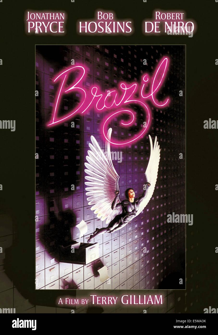 Brasilien, 1985, (c) Universal/Courtesy Everett Collection Stockbild