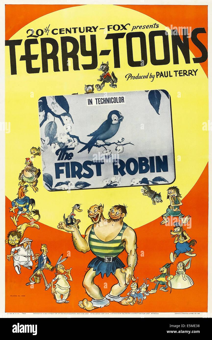DER ERSTE ROBIN, 1939. © 20. Century Fox Film Corporation, TM & Copyright/Courtesy Everett Collection Stockbild