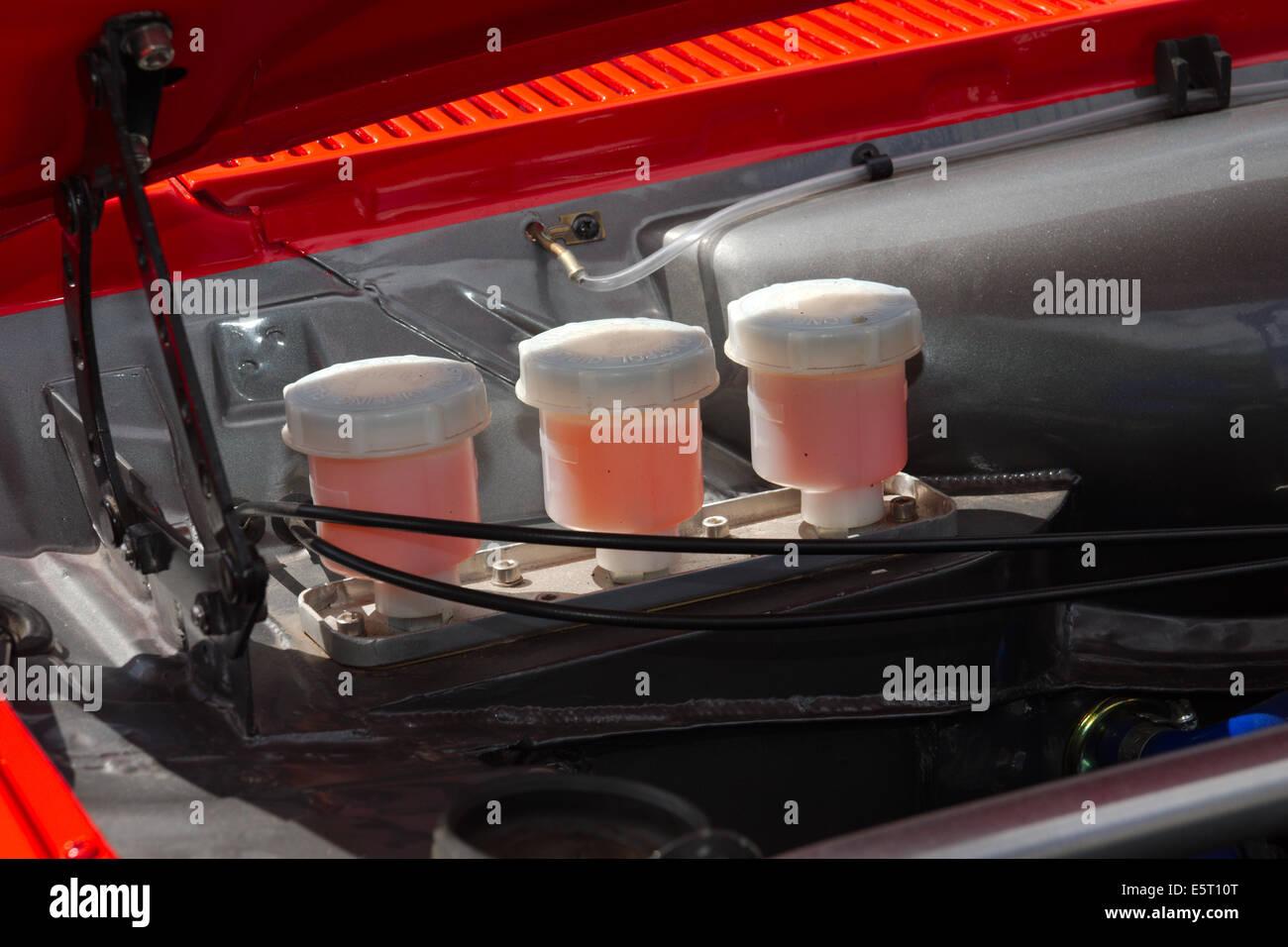 Atemberaubend Automotor Bild Ideen - Schaltplan Serie Circuit ...
