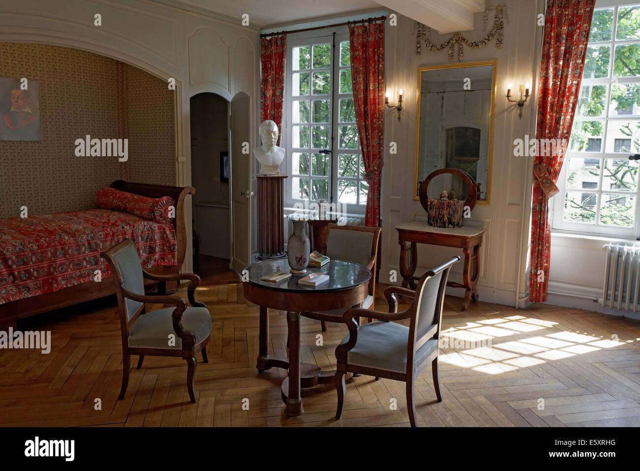 Living room france stockfotos living room france bilder alamy - Maritimes wohnzimmer ...