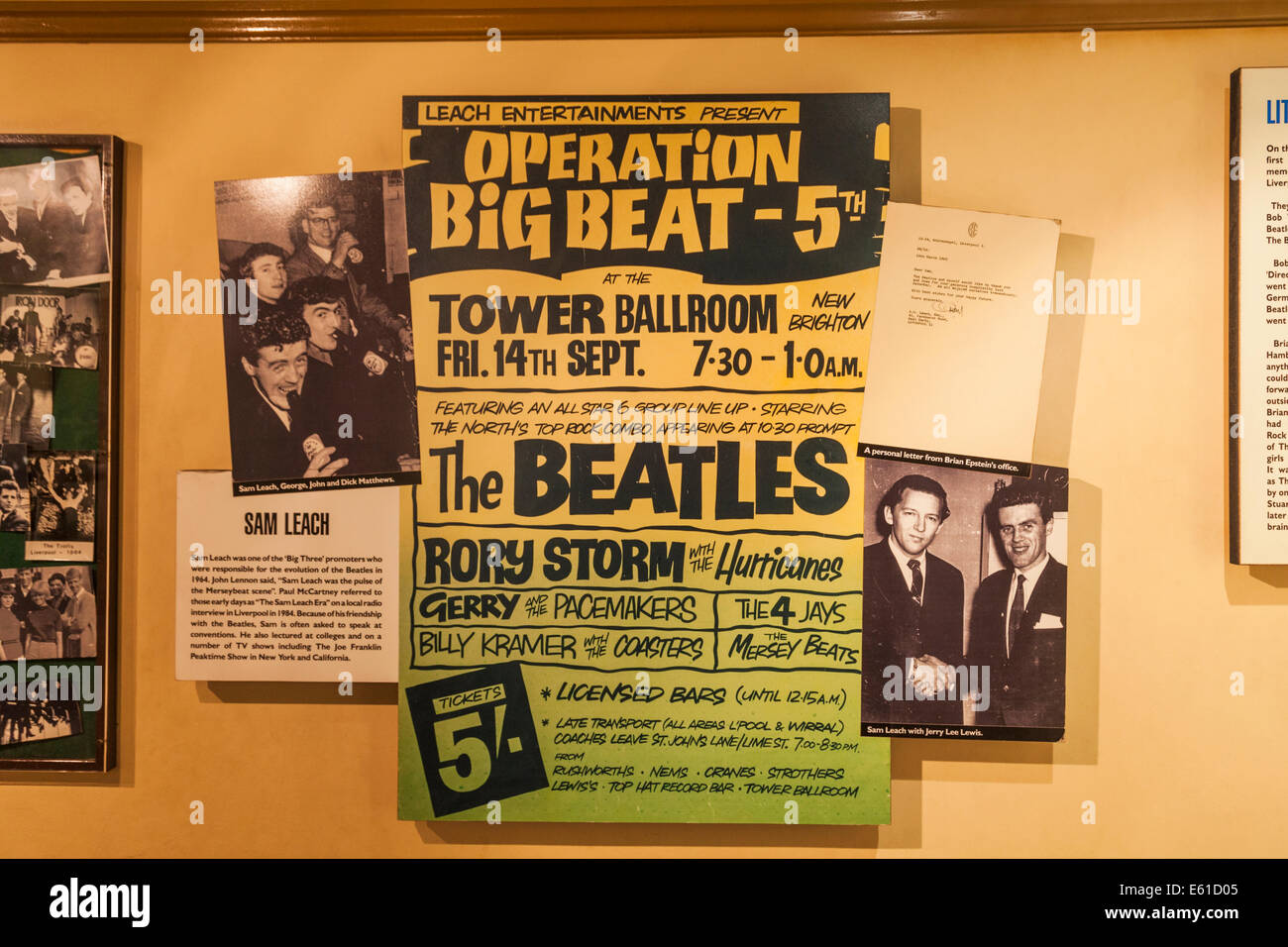 Pop Music Poster Stockfotos & Pop Music Poster Bilder - Alamy