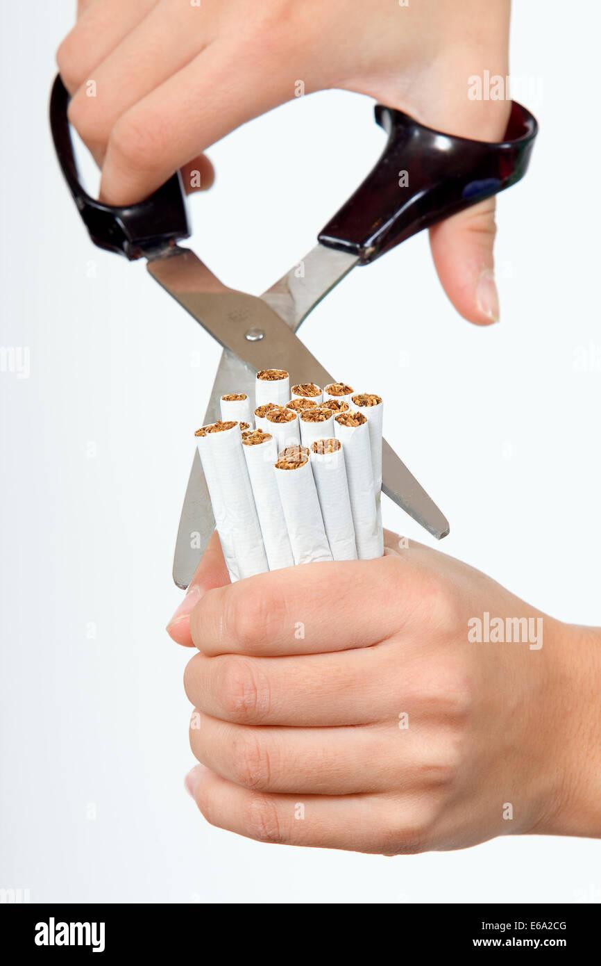 Zigarettenraucher datieren