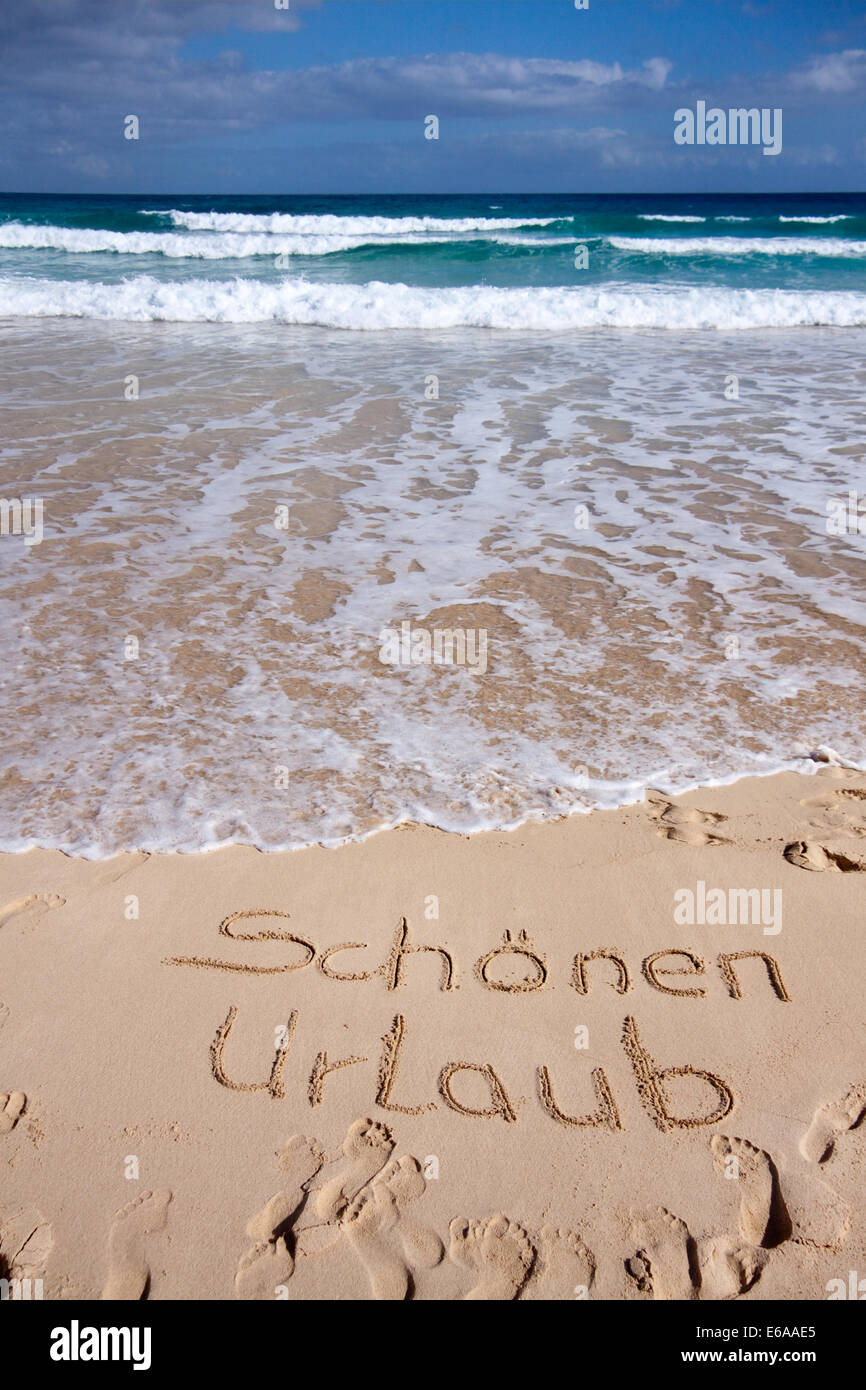 sch nen urlaub strand urlaub reisen stockfoto bild 72757165 alamy. Black Bedroom Furniture Sets. Home Design Ideas