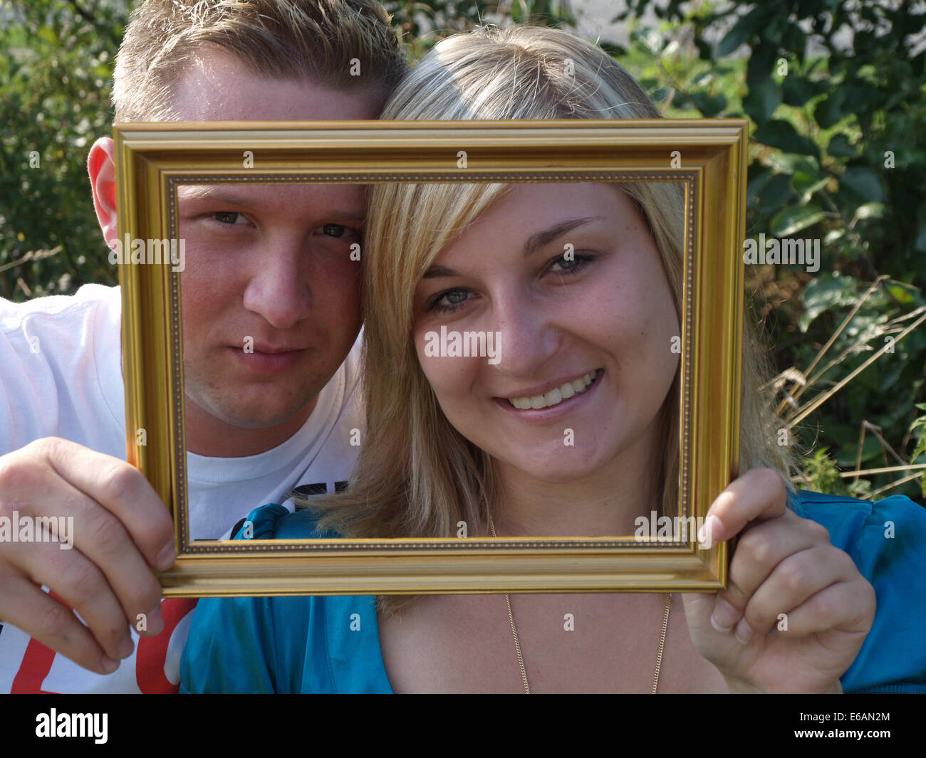 Paar Kurze Haare Stockfotos & Paar Kurze Haare Bilder - Alamy