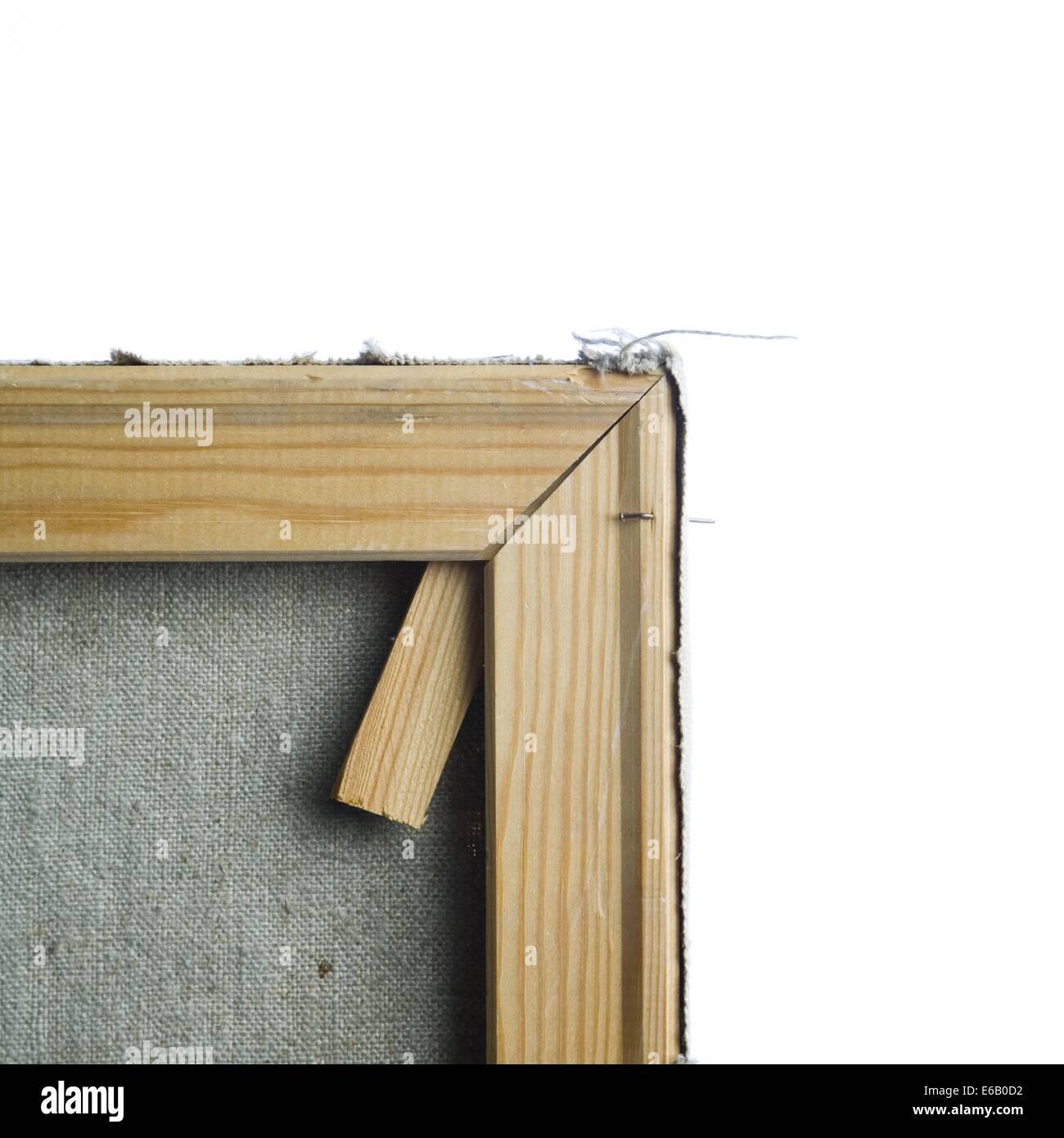 Atemberaubend Holzrahmen Für Die Leinwand Ideen - Benutzerdefinierte ...