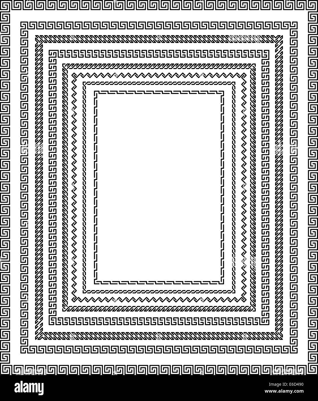 Abstract Frames Stockfotos & Abstract Frames Bilder - Alamy