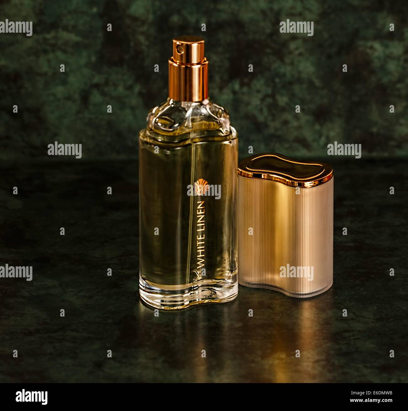 Parfüm Duft Körper Spray Kosmetik Duft Stockbild