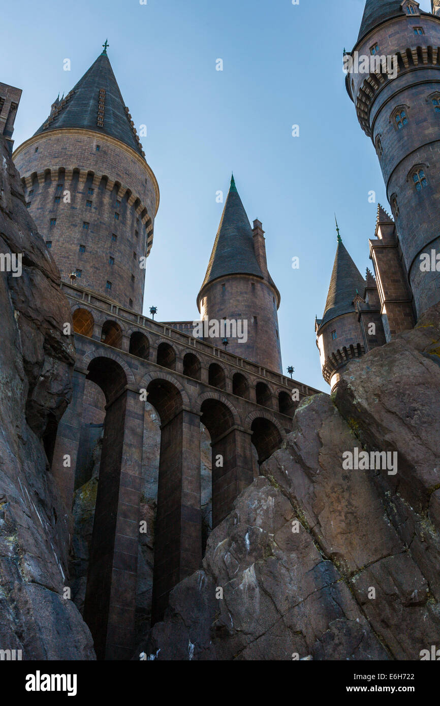 hogwarts stockfotos hogwarts bilder alamy. Black Bedroom Furniture Sets. Home Design Ideas