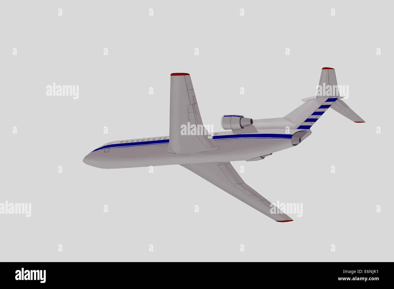 Flugzeug, Flugzeug, Modell, isoliert, Flugzeug, Papier, Spielzeug, weiß, Transport, Flugzeuge, Objekt, Luftfahrt, Stockbild