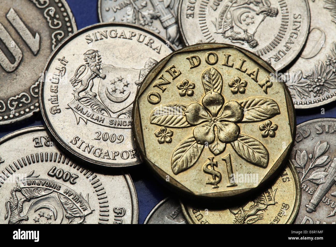 Singapore Dollar Stockfotos Singapore Dollar Bilder Alamy