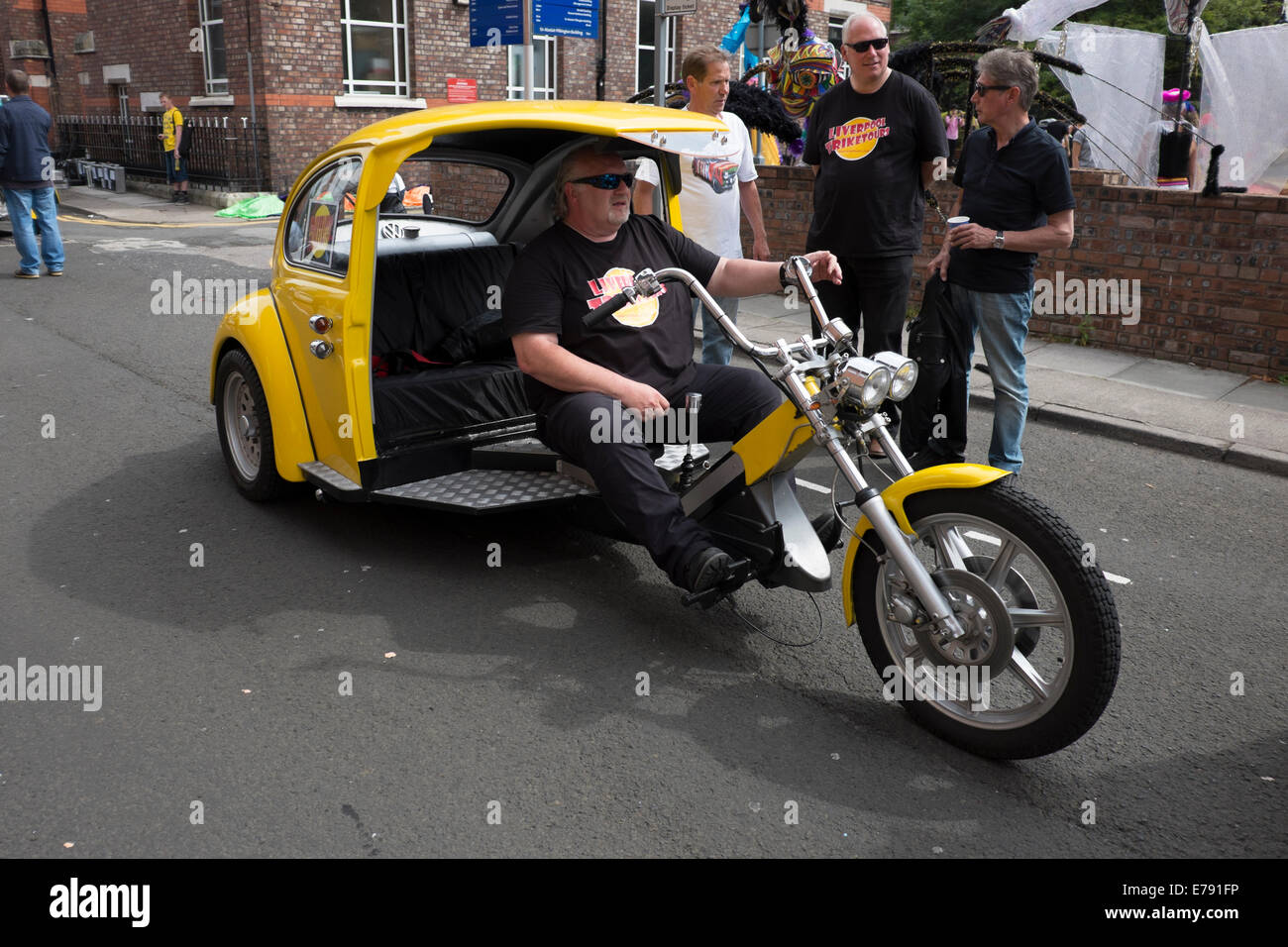 3 rad trike motorrad buggy vw k fer auto stockfoto bild 73342858 alamy. Black Bedroom Furniture Sets. Home Design Ideas